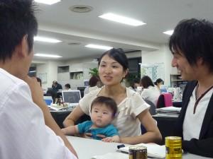 赤ちゃんとMT